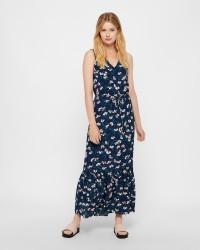Soaked In Luxury Lulu Maxi kjole