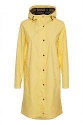 Soaked In Luxury - Regnjakke - Elmo Rain Jacket - Lemon Meringue