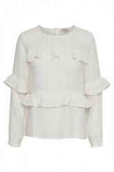 Soaked In Luxury - Skjorte - Kelis Blouse - Broken White