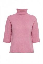Soaked In Luxury - Strik - Flora Jumper - Prism Pink Melange