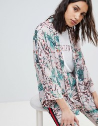 Sofie Schnoor exotic printed kimono - Multi