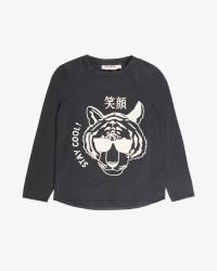 Soft Gallery Viggo langærme t-shirt