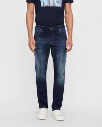Solid Joy Blue jeans