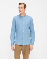 Solid Manuel langærmet skjorte