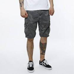 Solid Shorts - Little Everett Camo