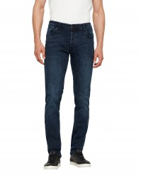 Solid Slim-Joy jeans