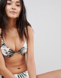 Somedays Lovin Coastal Roaming Wired Bikini Top - Multi