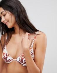 Somedays Lovin Dancing Tides Wired Bikini Top - Multi