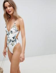 Somedays Lovin Luscious Lands Printed Swimsuit - Multi