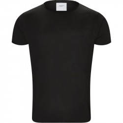 SON OF A TAILOR RAW EDGE t-shirt Black