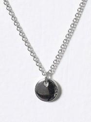 SOPHIE By SOPHIE Plate Necklace Halskæde Sølv