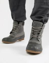SOREL Cheyanne II boots in grey - Grey
