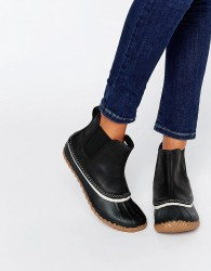 Sorel Out N About Chelsea Boots - Black
