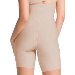 Spanx Thinstincts High-Waisted Mid-Thigh Short - Beige * Kampagne *