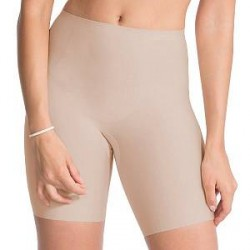 Spanx Thinstincts Mid-Thigh Short - Beige - Small