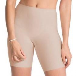 Spanx Thinstincts Mid-Thigh Short - Beige - X-Large