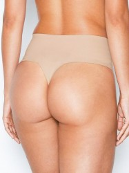 Spanx Thong Shaping & Support Nude