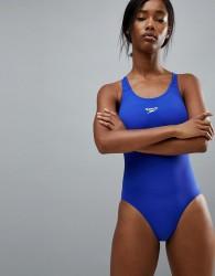 Speedo Endurance Medalist Swimsuit - Navy