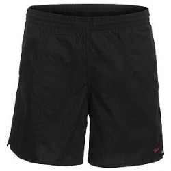 Speedo Solid Leisure 16in Watershort - Black - Medium
