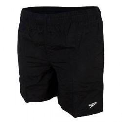 Speedo Solid Leisure Watershort Boys - Black - XXXL