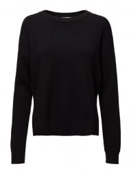 Sporty Sweater Black