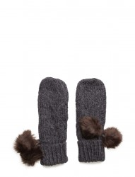 Square Knitted Mitten