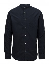 Stand Collar Shirt - Gots