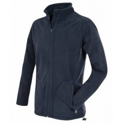 Stedman Active Fleece Jacket For Men - Darkblue * Kampagne *