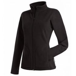 Stedman Active Fleece Jacket For Women - Black * Kampagne *