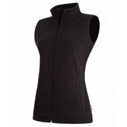 Stedman Active Fleece Vest For Women - Black * Kampagne *