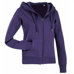Stedman Active Hooded Sweatjacket For Women - Lilac * Kampagne *