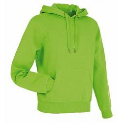 Stedman Active Sweat Hoody For Men - Green - X-Large * Kampagne *