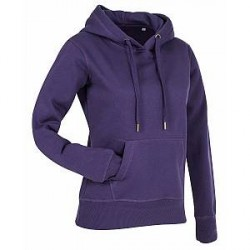 Stedman Active Sweat Hoody For Women - Lilac - X-Large