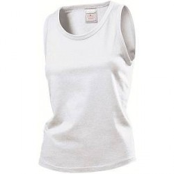 Stedman Classic Tank Top Women - White - Medium