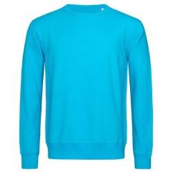 Stedman Sweatshirt Men Long Sleeve - Blue * Kampagne *