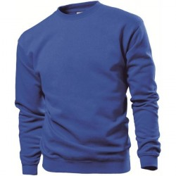 Stedman Sweatshirt Men - Royalblue * Kampagne *