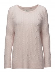 Stella Mohair Cable Sweater
