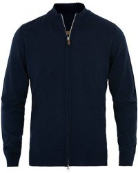 Stenströms Merino Full Zip Navy men XL