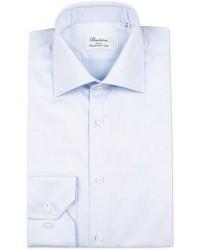 Stenströms Slimline Shirt Blue men 40 - M Blå