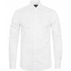 Stenströms Slimline Shirt White