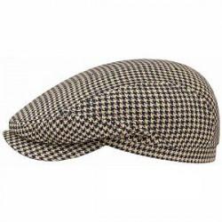 Stetson Belfast Linen Driver Cap