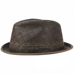 Stetson Player CO/PE Trilby Hat