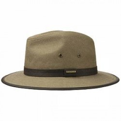 Stetson Traveller Canvas Hat