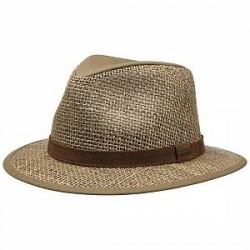Stetson Traveller Seagrass Hat