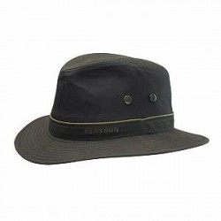 Stetson Traveller Waxed Cotton Hat