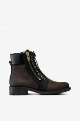 Støvle Low Lace Zip Boot