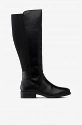 Støvler med elastisk skaft
