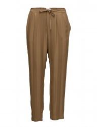Striped Jacquard Trousers