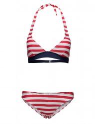 Stripes Halterneck