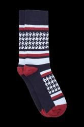 Strømper 1p Sock BB Checkstripe